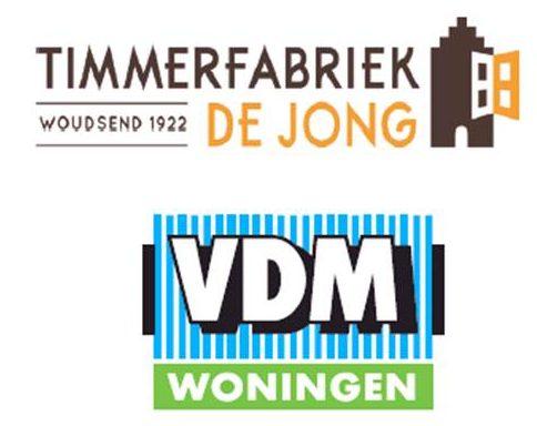 UNO begeleidt samenwerking tussen Timmerfabriek de Jong – Woudsend en VDM Woningen