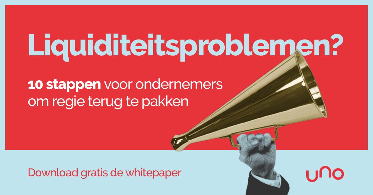 UNO whitepaper insolventie